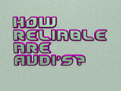 How reliable are Audi's?