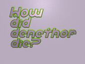 How did denethor die?