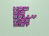 How did Sally Ride die?