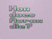 How does Auron die?