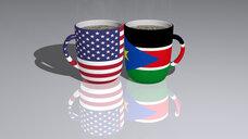 united-states-of-america south-sudan
