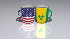 united-states-of-america saint-vincent-and-the-grenadines