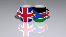 united-kingdom south-sudan
