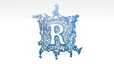ancient R letter