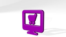 e commerce cart monitor