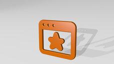 app window star