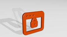 app window lock
