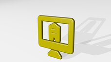 real estate app building monitor