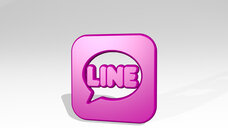 messaging line app