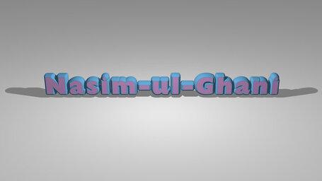 Nasim ul Ghani