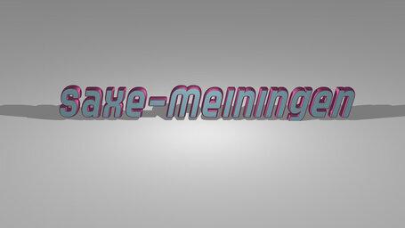 Saxe Meiningen