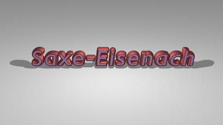 Saxe Eisenach