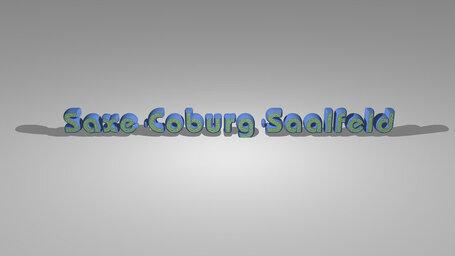 Saxe Coburg Saalfeld