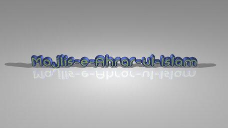 Majlis e Ahrar ul Islam