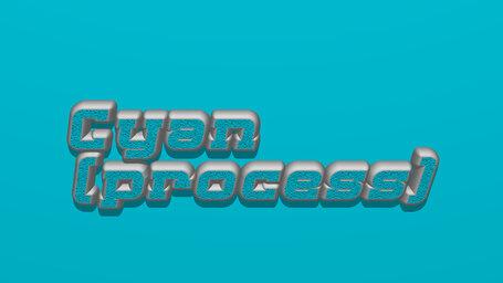 Cyan (process)