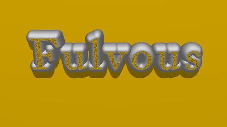 Fulvous