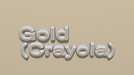 Gold (Crayola)