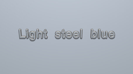 Light steel blue