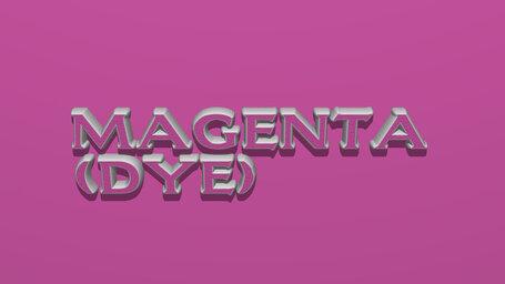 Magenta (dye)