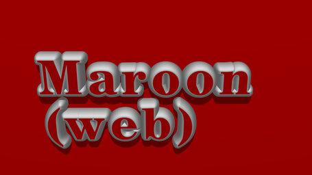 Maroon (web)