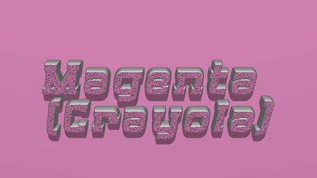 Magenta (Crayola)