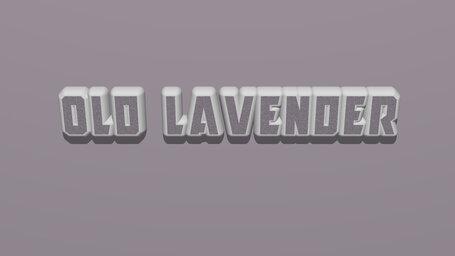 Old lavender