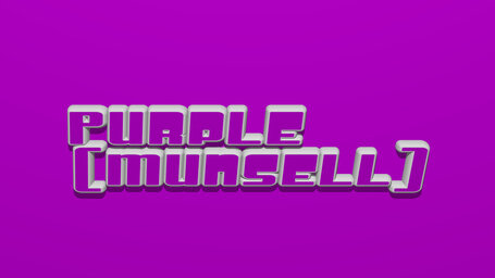 Purple (Munsell)