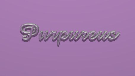 Purpureus