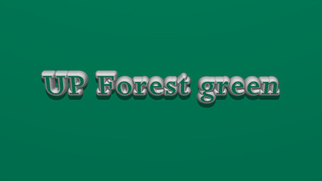 UP Forest green