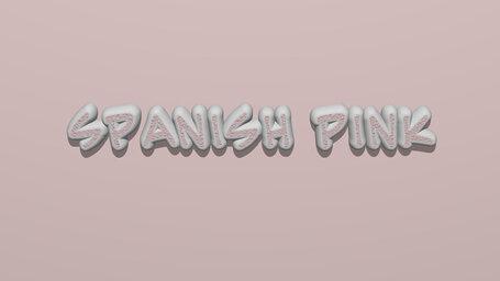 Spanish pink
