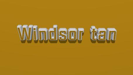 Windsor tan