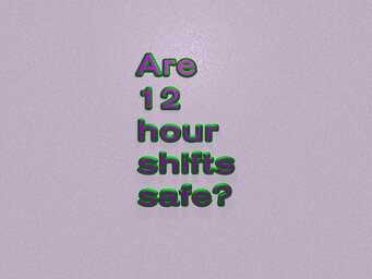 Are 10 hour shifts healthy?