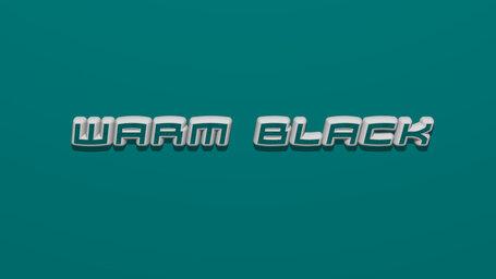 Warm black