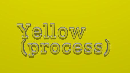 Yellow (process)