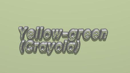 Yellow green (Crayola)