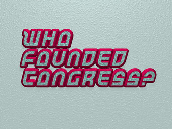 Who founded Congress?