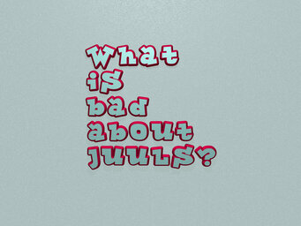What is bad about Juuls?
