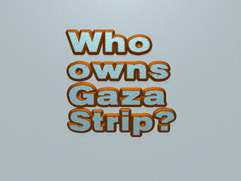 Who owns Gaza Strip?