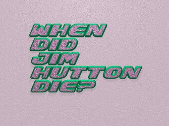 When did Jim Hutton die?