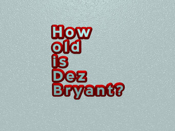 How old is Dez Bryant?