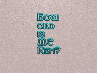 How old is MC Ren?