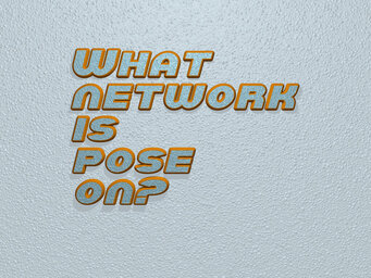 What network is pose on?