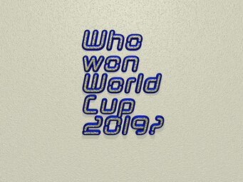 Who won most World Cup cricket?