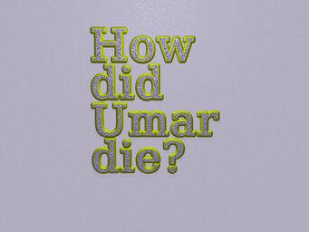 How did Umar die?