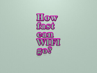 How fast can WIFI go?