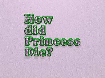 How did Princess Feodora die?