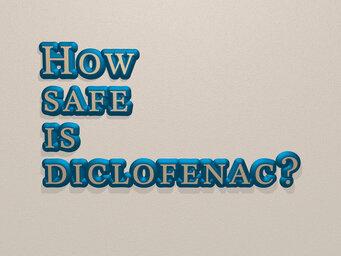 How safe is diclofenac?