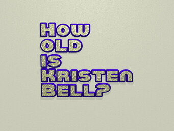 How old is Kristen Bell?
