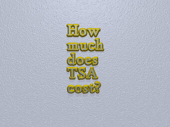 How much does TSA cost?