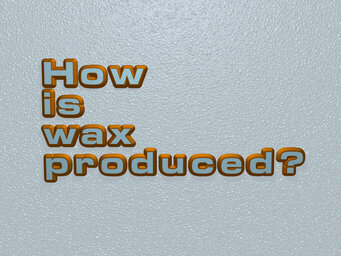 How is Candelilla wax made?